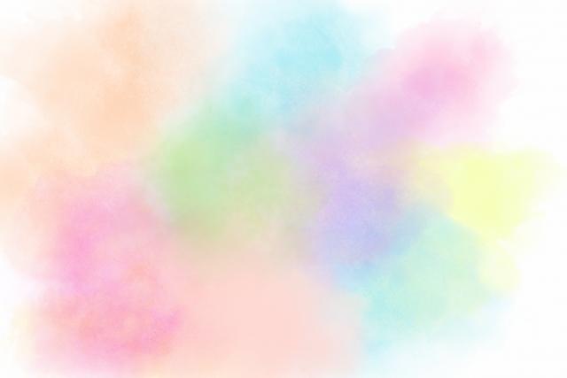 配色のイメージ写真