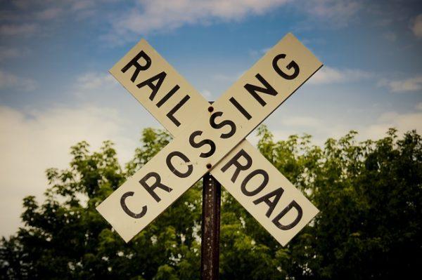 railroad-crossing