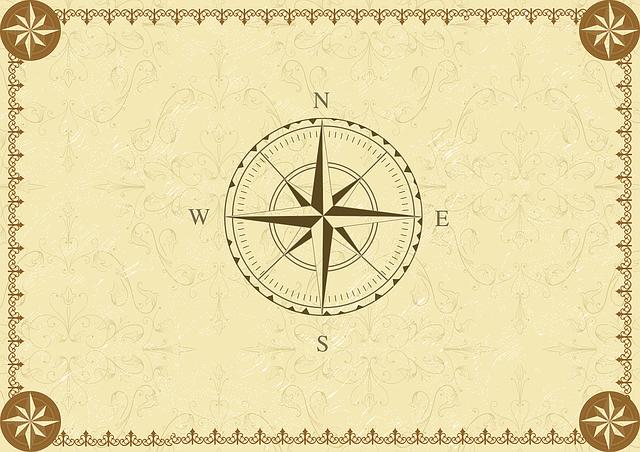 方位のイメージ画像